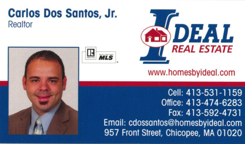 Carlos Dos Santos, Jr.