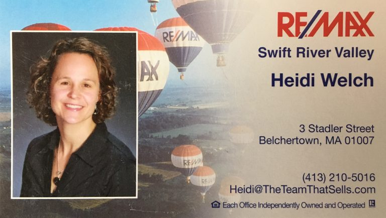 Heidi Welch
